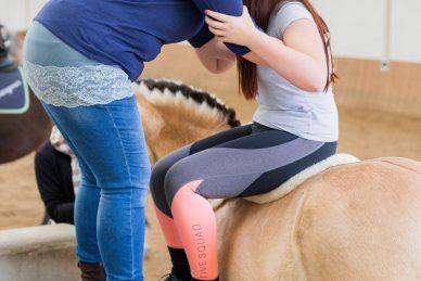 Hippotherapie von Susanne Ahmad BSc